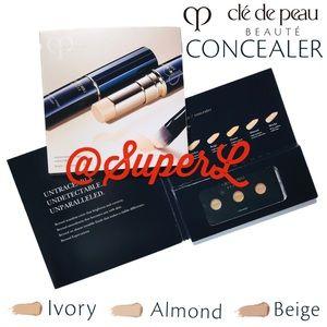 2/$15 Cle de peau Concealer Ivory Almond Beige